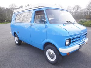 **MARCH AUCTION**1978 Bedford Camper SOLD by Auction