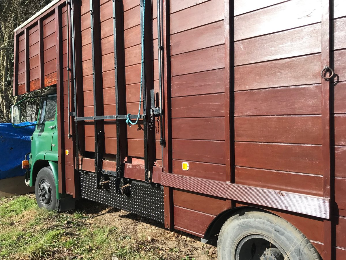 1972 Bedford TK Horsebox For Sale (picture 2 of 3)