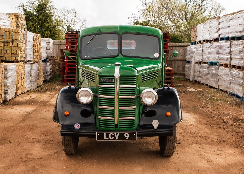 1948 Bedford K-Type Truck (30 cwt) SOLD by Auction (picture 1 of 6)