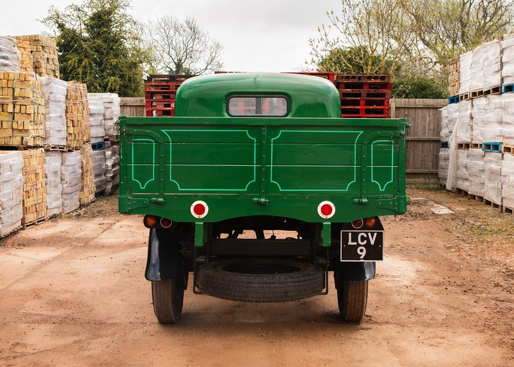 1948 Bedford K-Type Truck (30 cwt) SOLD by Auction (picture 4 of 6)
