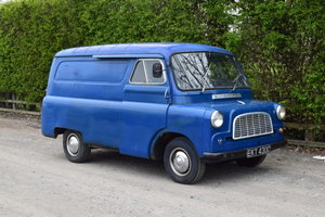1965 Bedford CV S Van For Sale by Auction