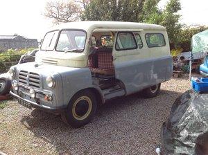 Picture of 1958 Bedford CA Split Screen Van SOLD