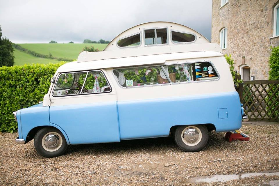 1961 Bedford CA Calthorpe Camper For Sale (picture 2 of 6)