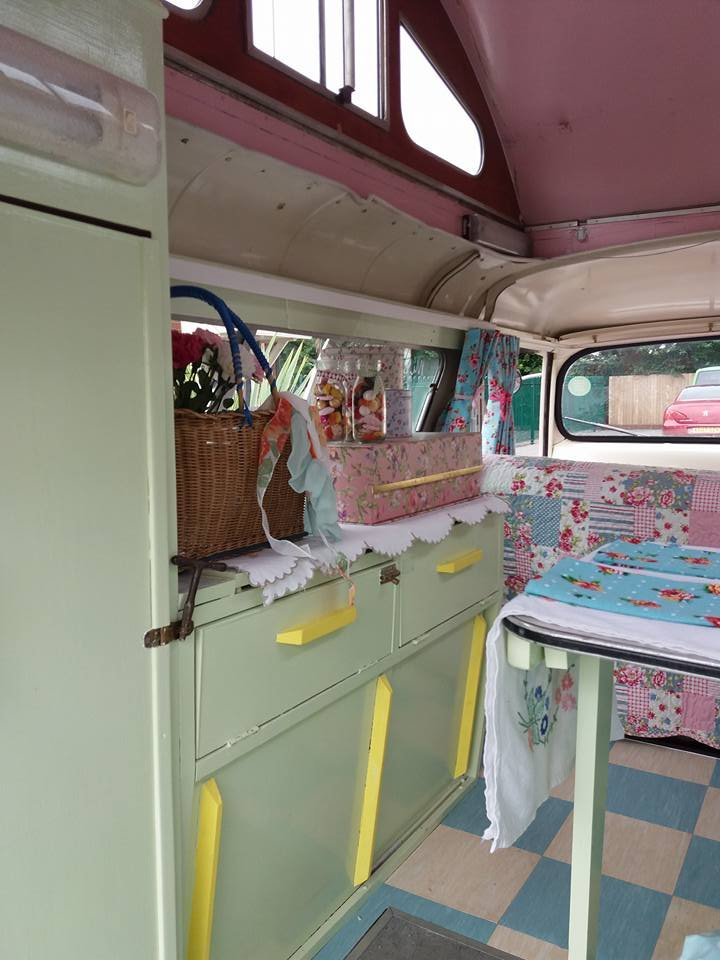 1961 Bedford CA Calthorpe Camper For Sale (picture 5 of 6)