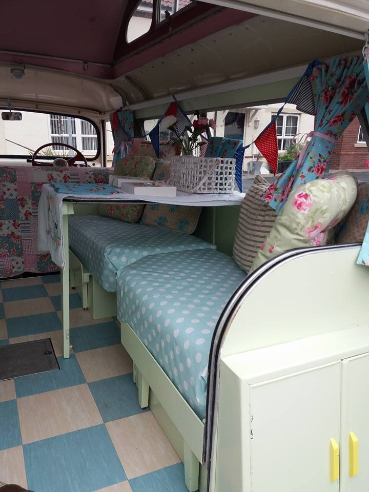 1961 Bedford CA Calthorpe Camper For Sale (picture 6 of 6)