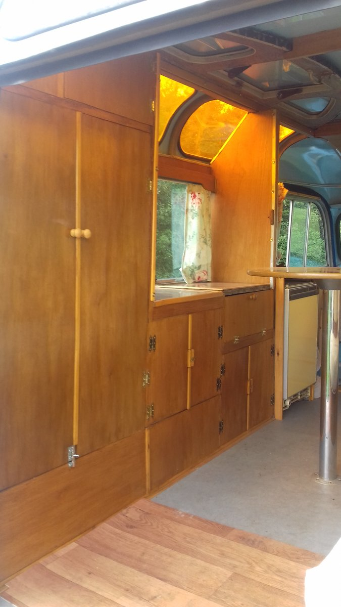 Rare 1957 bedford ca calthorpe home cruiser For Sale (picture 3 of 6)