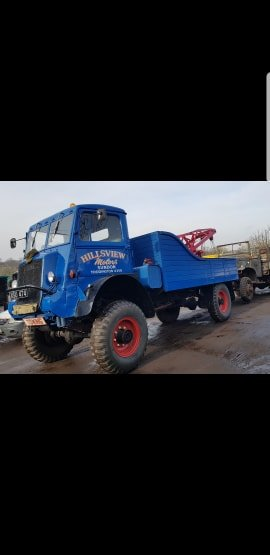 Bedford QL lorry wrecker 1945 For Sale (picture 5 of 5)