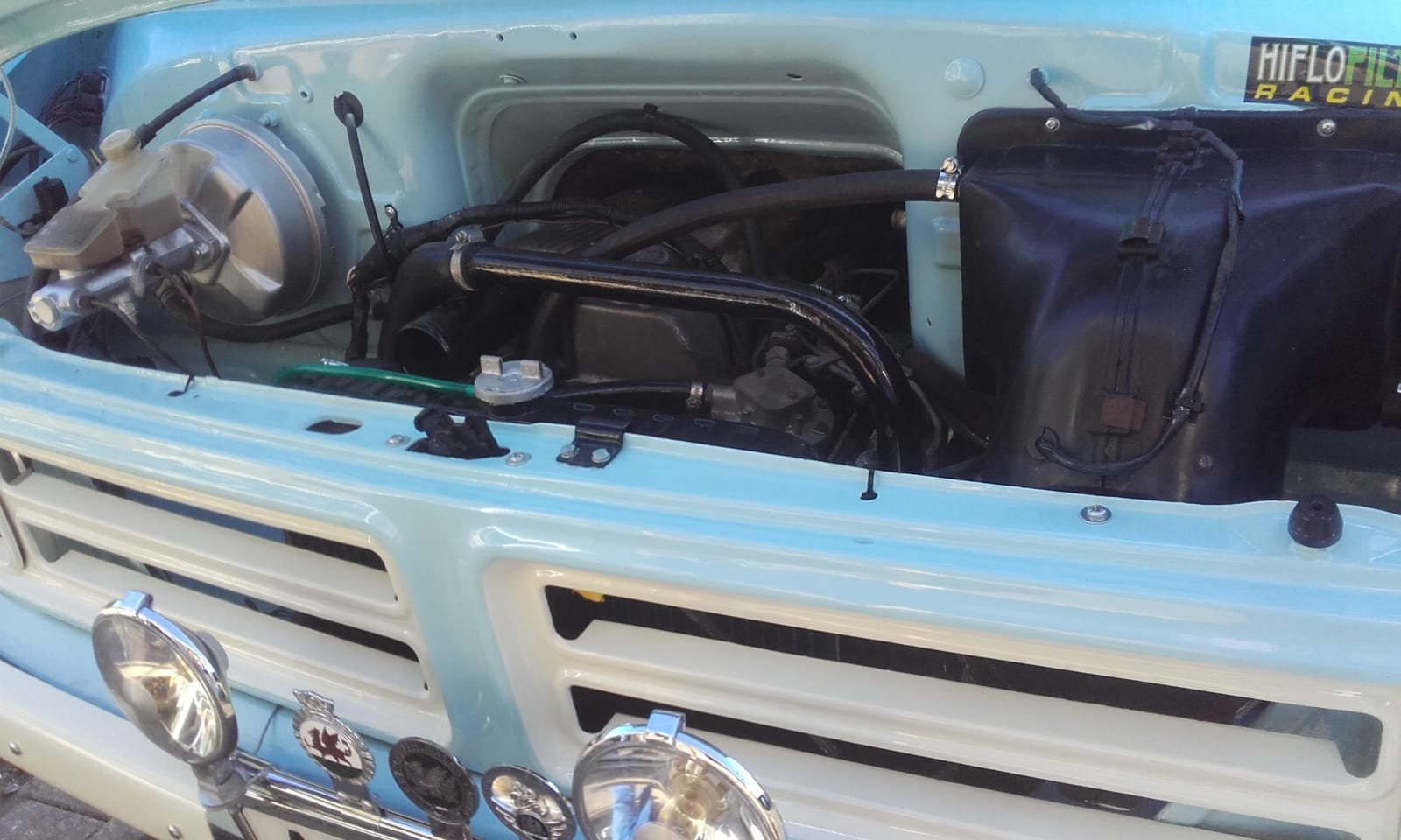 1979 Bedford CF Mark 1 Pickup For Sale (picture 2 of 6)