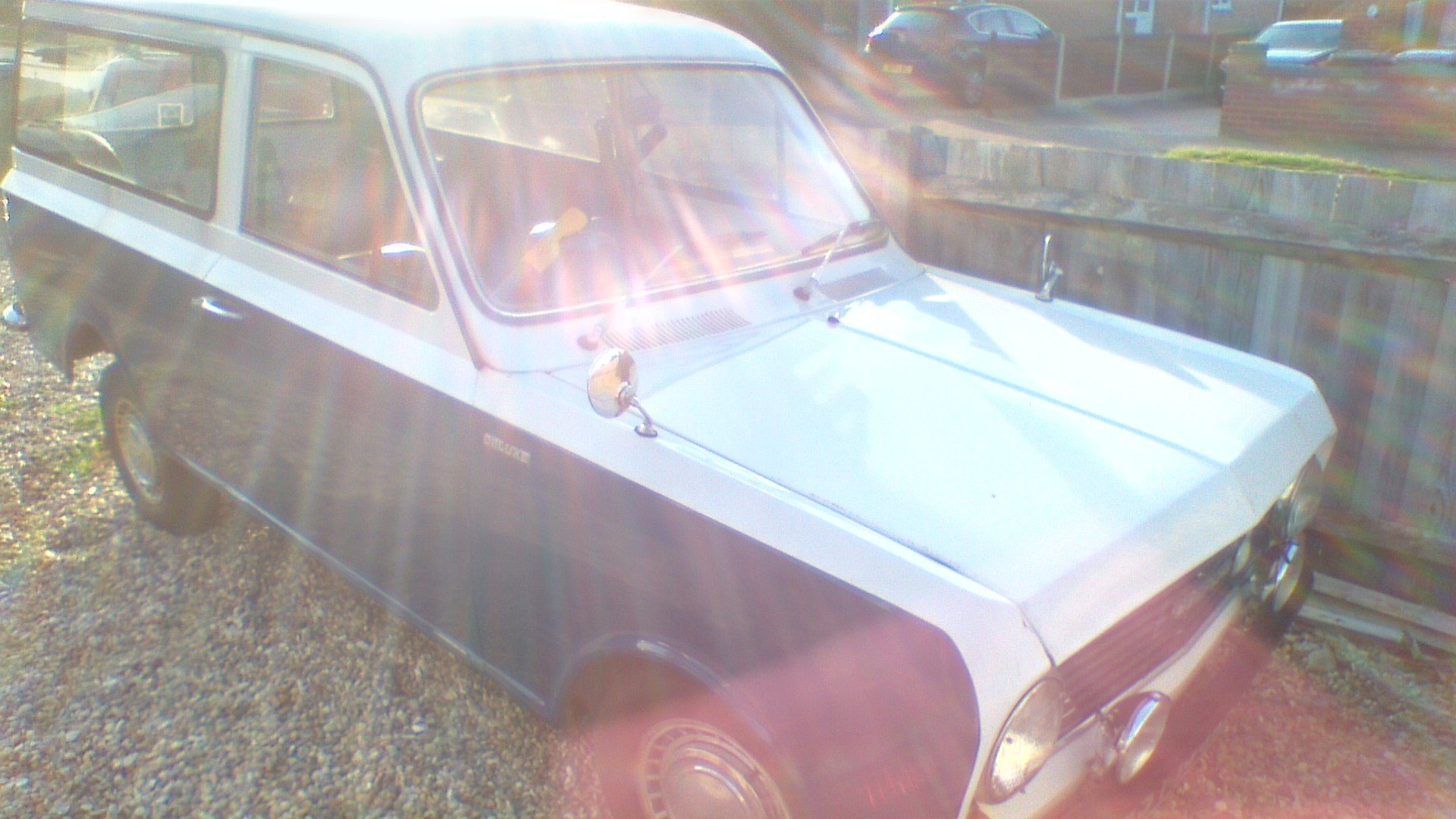 1964 bedford beagle vauxhall ha hb van For Sale (picture 1 of 6)