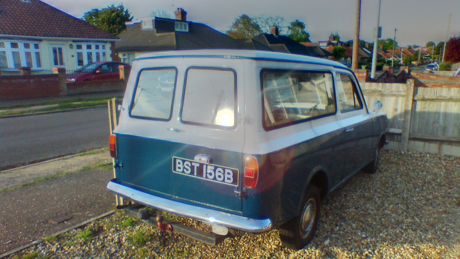 1964 bedford beagle vauxhall ha hb van For Sale (picture 4 of 6)