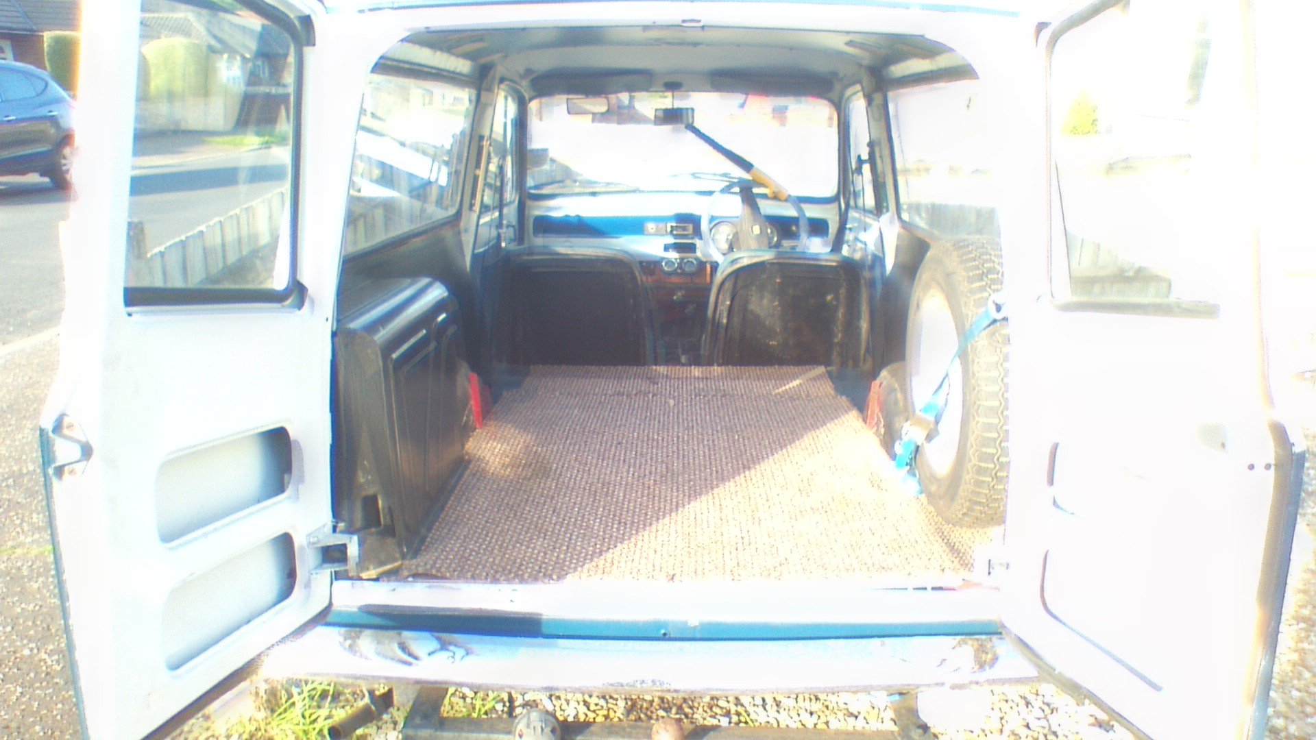 1964 bedford beagle vauxhall ha hb van For Sale (picture 5 of 6)