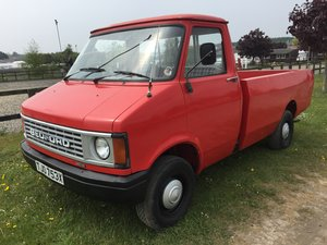 1981 Bedford CF Diesel For Sale