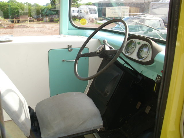 1969 bedford ca electrofreeze ice cream van For Sale (picture 5 of 6)