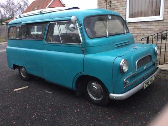 1962 Bedford CA Camper For Sale (picture 1 of 6)