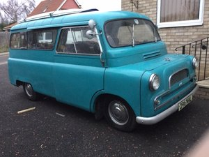 1962 Bedford CA Camper For Sale