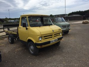 1970 Bedford CF Pick Up Trucks - Two