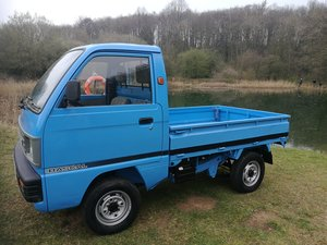 1988 Bedford Rascal Pickup For Sale