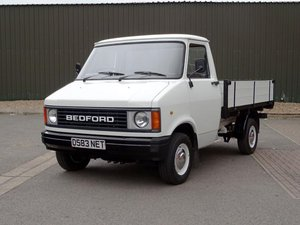 1986 Bedford CF2 Pickup For Sale by Auction