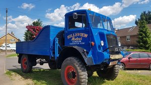 Bedford QL lorry wrecker 1945 For Sale
