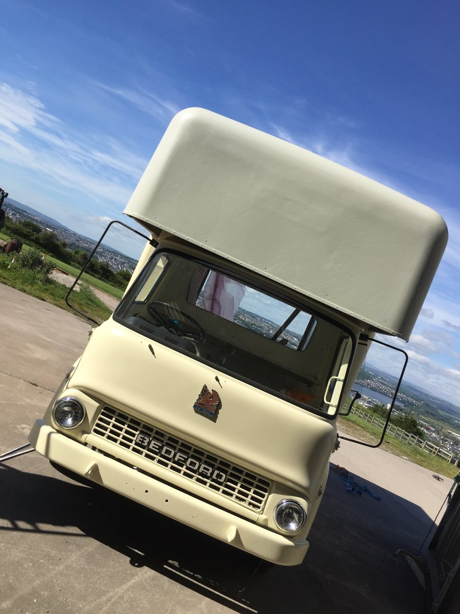 1976 Lovingly Restored Bedford TK For Sale (picture 1 of 4)