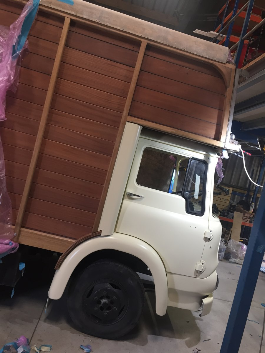 1976 Lovingly Restored Bedford TK For Sale (picture 2 of 4)