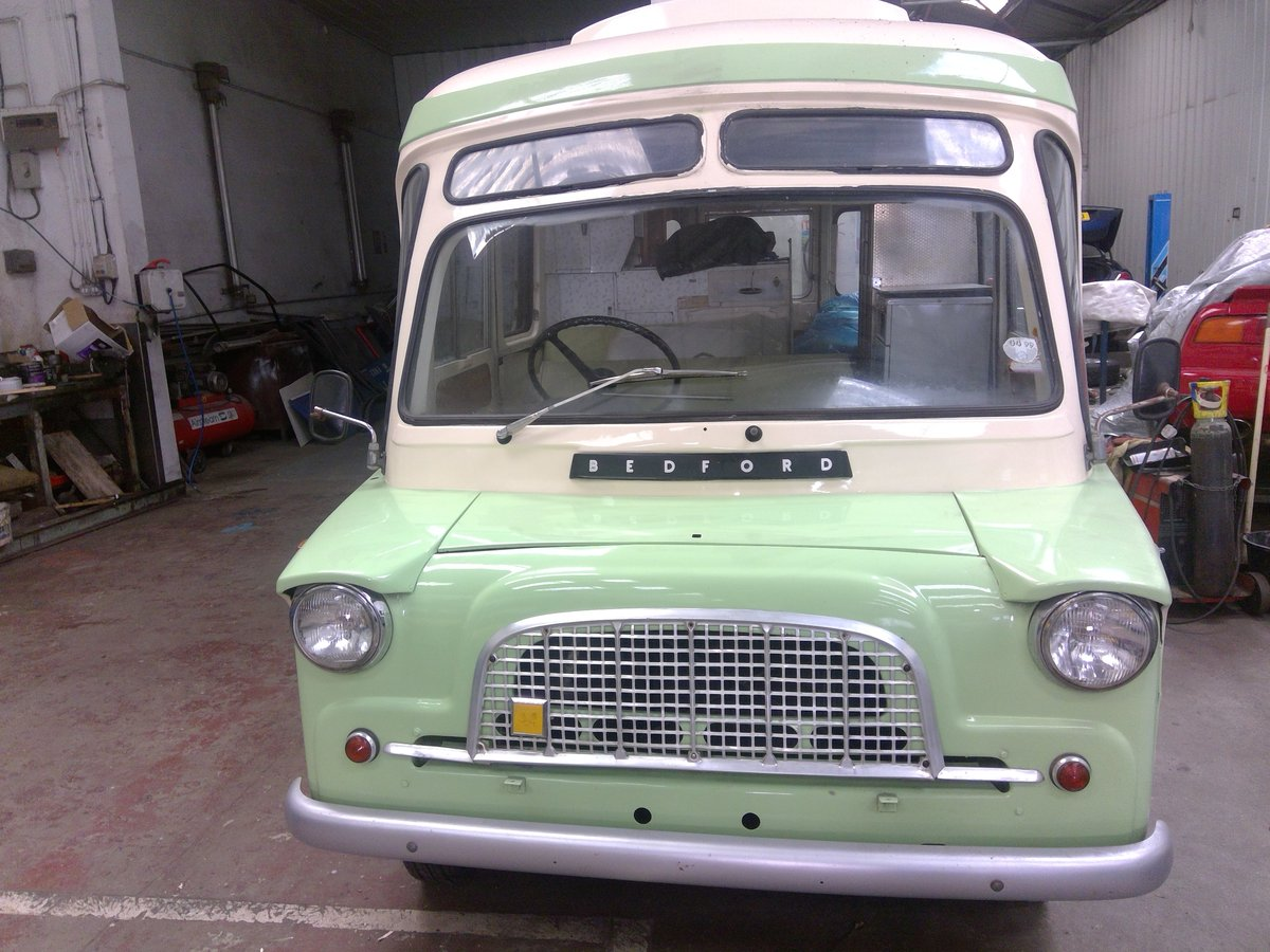 1967 Bedford Dormobile Camper For Sale (picture 1 of 6)