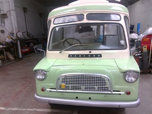 1967 Bedford Dormobile Camper For Sale