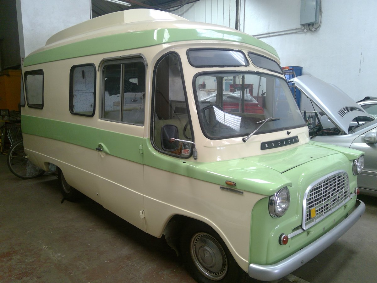 1967 Bedford Dormobile Camper For Sale (picture 2 of 6)
