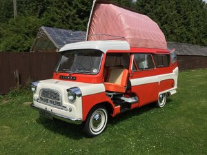 1969 Bedford CA Romany by Dormobile at ACA 24th August  For Sale