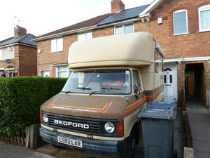 1986 Bedford 2.3D 3.5T Hawton Camper Conversion