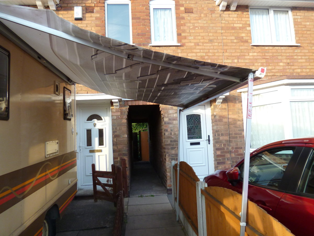1986 Bedford 2.3D 3.5T Hawton Camper Conversion For Sale (picture 2 of 6)