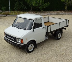 1980 Bedford CF2 Drop Side Truck – Rare Opportunity For Sale