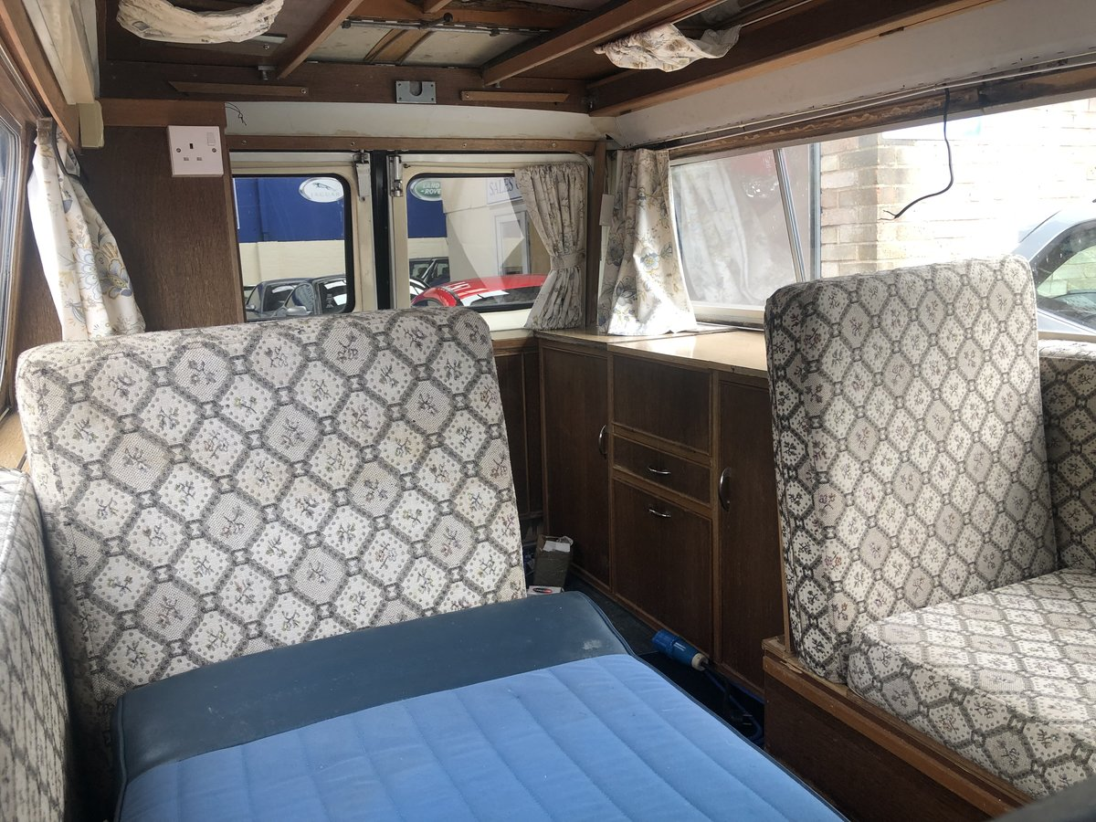 1973 Bedford CF camper For Sale (picture 6 of 6)