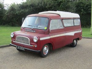 1965 Bedford CA Dormobile at ACA 24th August  For Sale