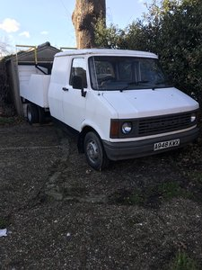 1984 Bedford cf crew cab twin wheel recovery vehicle  For Sale