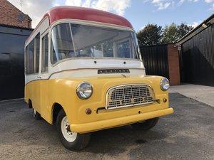 1964 Bedford CA Ice Cream Van Icecream Classic Cf 60's