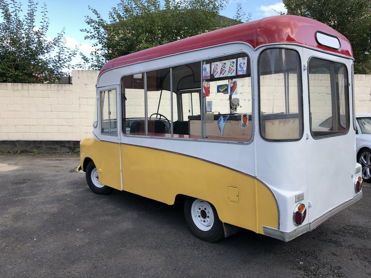 1964 Bedford CA Ice Cream Van Icecream Classic Cf 60's For Sale (picture 2 of 6)