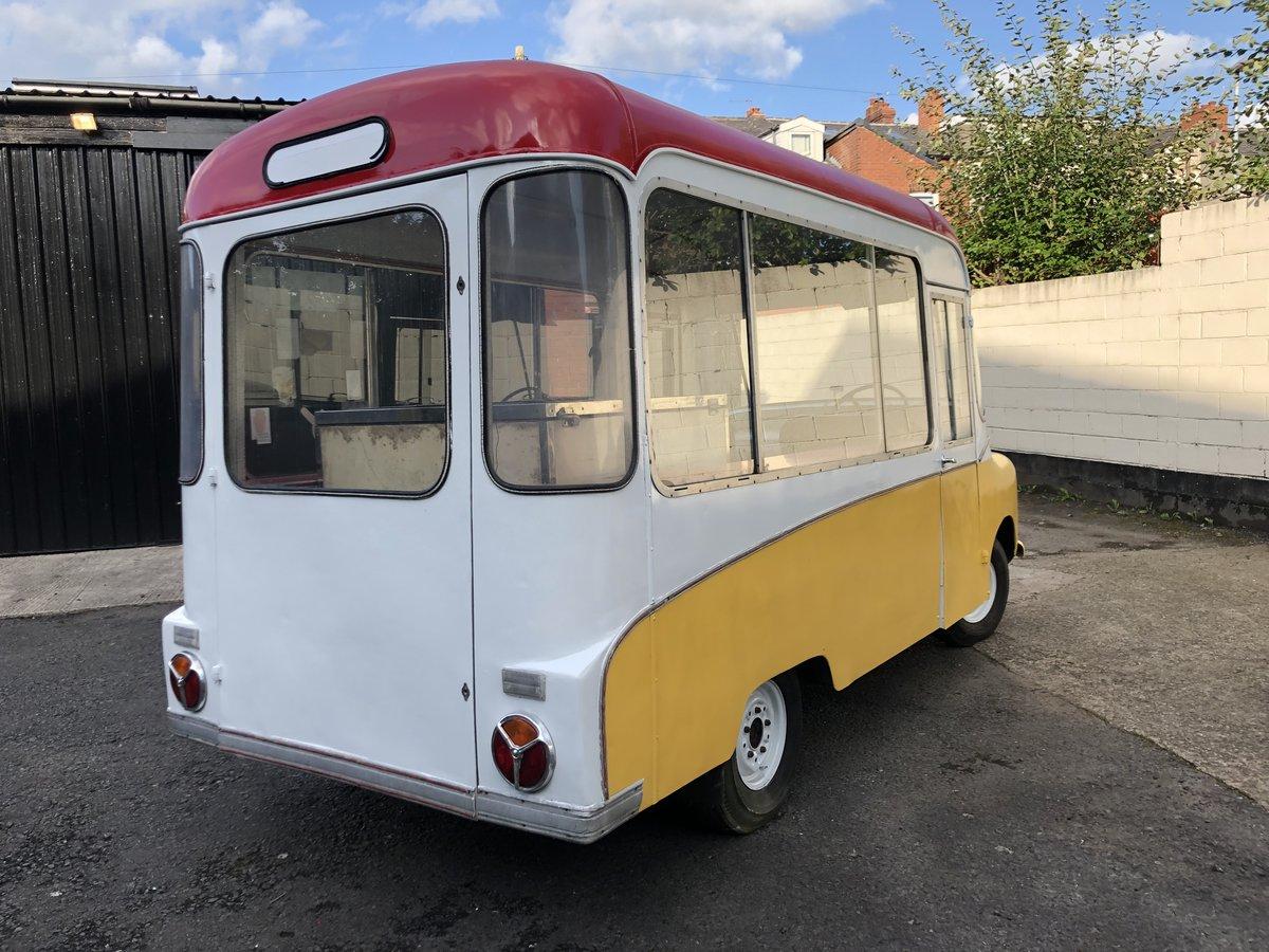 1964 Bedford CA Ice Cream Van Icecream Classic Cf 60's For Sale (picture 5 of 6)