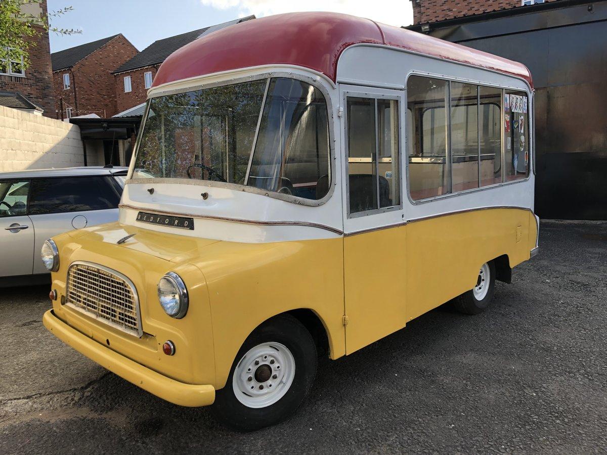 1964 Bedford CA Ice Cream Van Icecream Classic Cf 60's For Sale (picture 6 of 6)