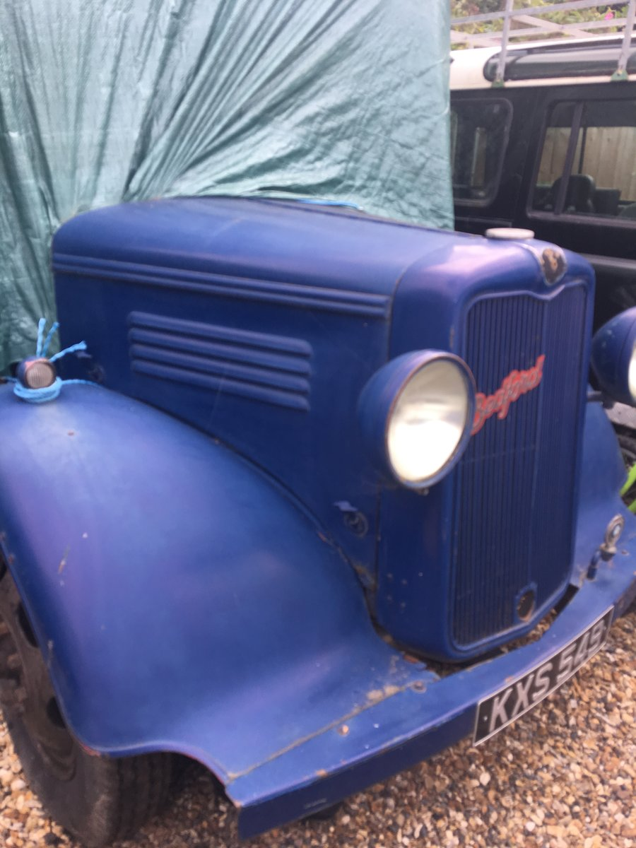 1948 Bedford horsebox For Sale (picture 1 of 5)