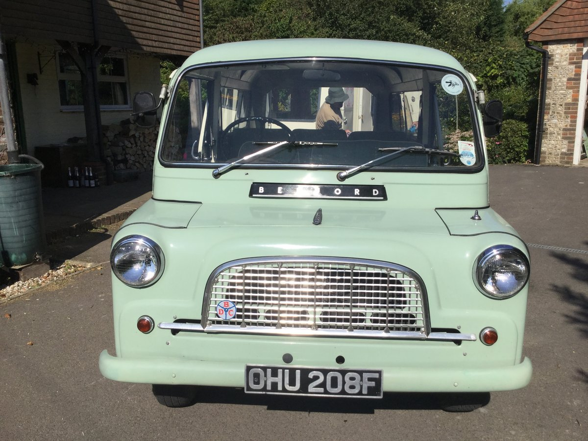 Bedford CA and classic caravan Classic  For Sale (picture 2 of 6)