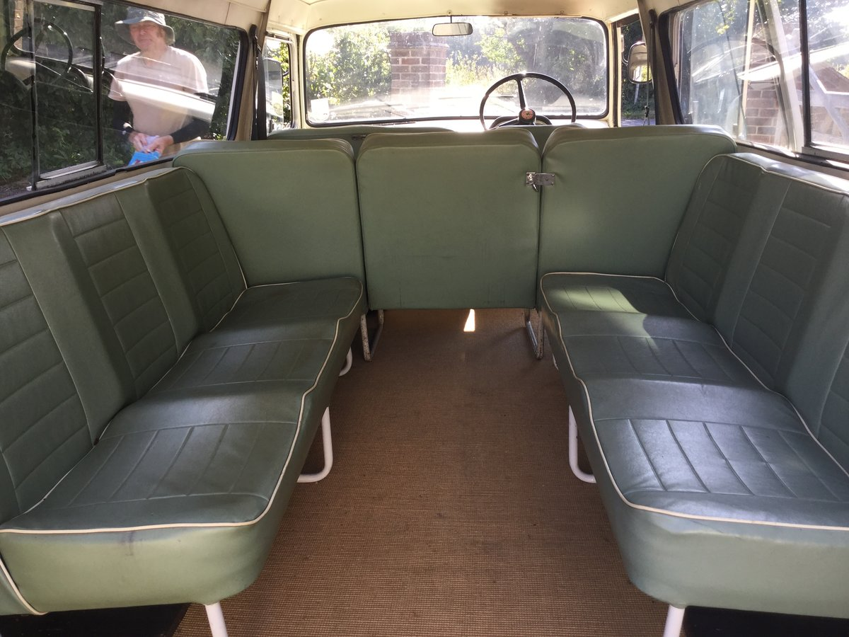 Bedford CA and classic caravan Classic  For Sale (picture 5 of 6)