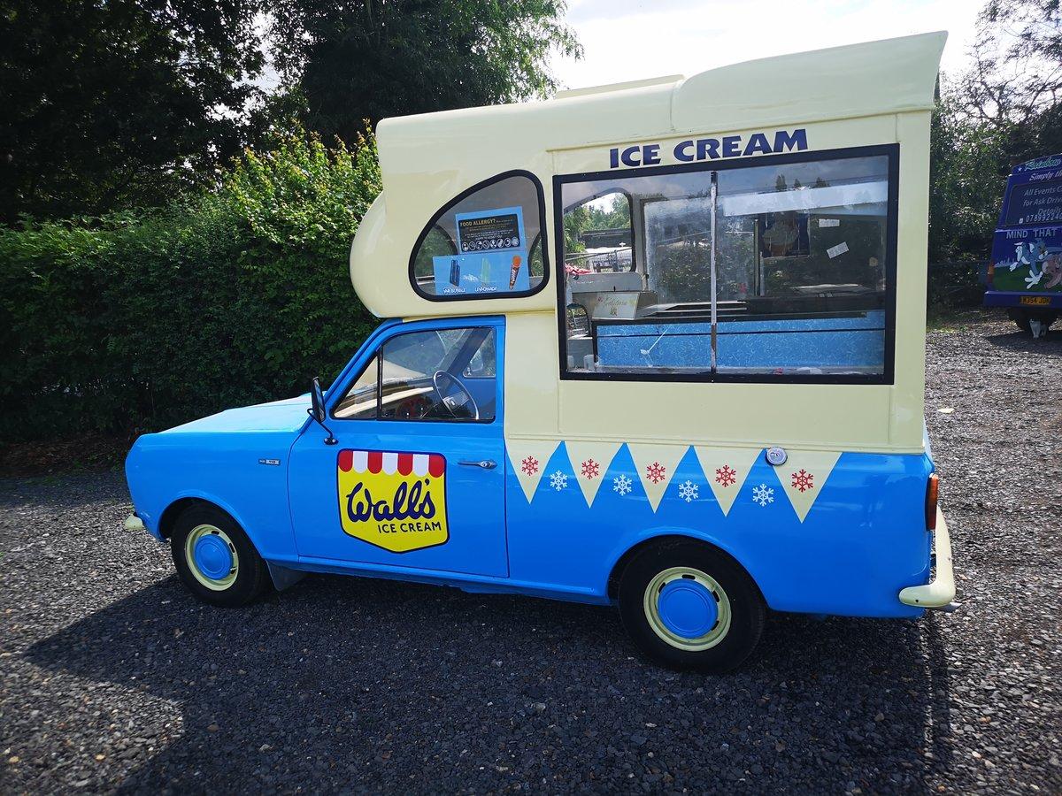 1979 Bedford HA cummins ice cream van classic For Sale (picture 6 of 6)