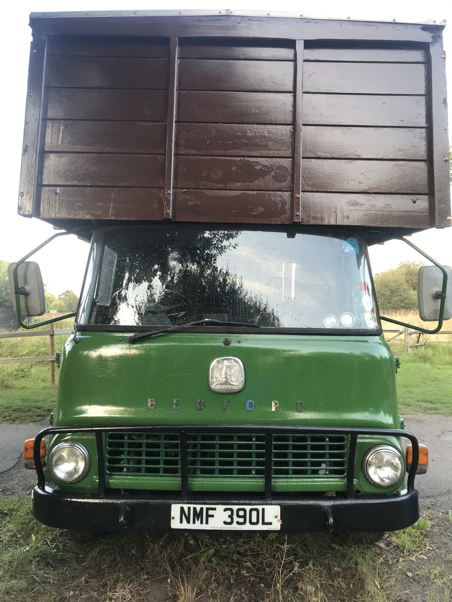 1972 Bedford TK Horsebox For Sale (picture 1 of 5)