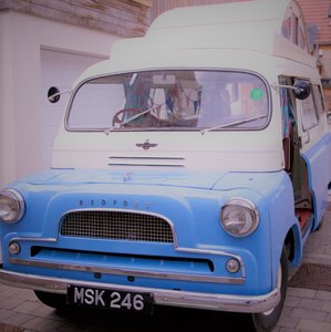 1961 Bedford Calthorpe Camper Classic Original  For Sale
