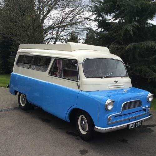 1961 Bedford Calthorpe Camper Classic Original  For Sale (picture 2 of 6)