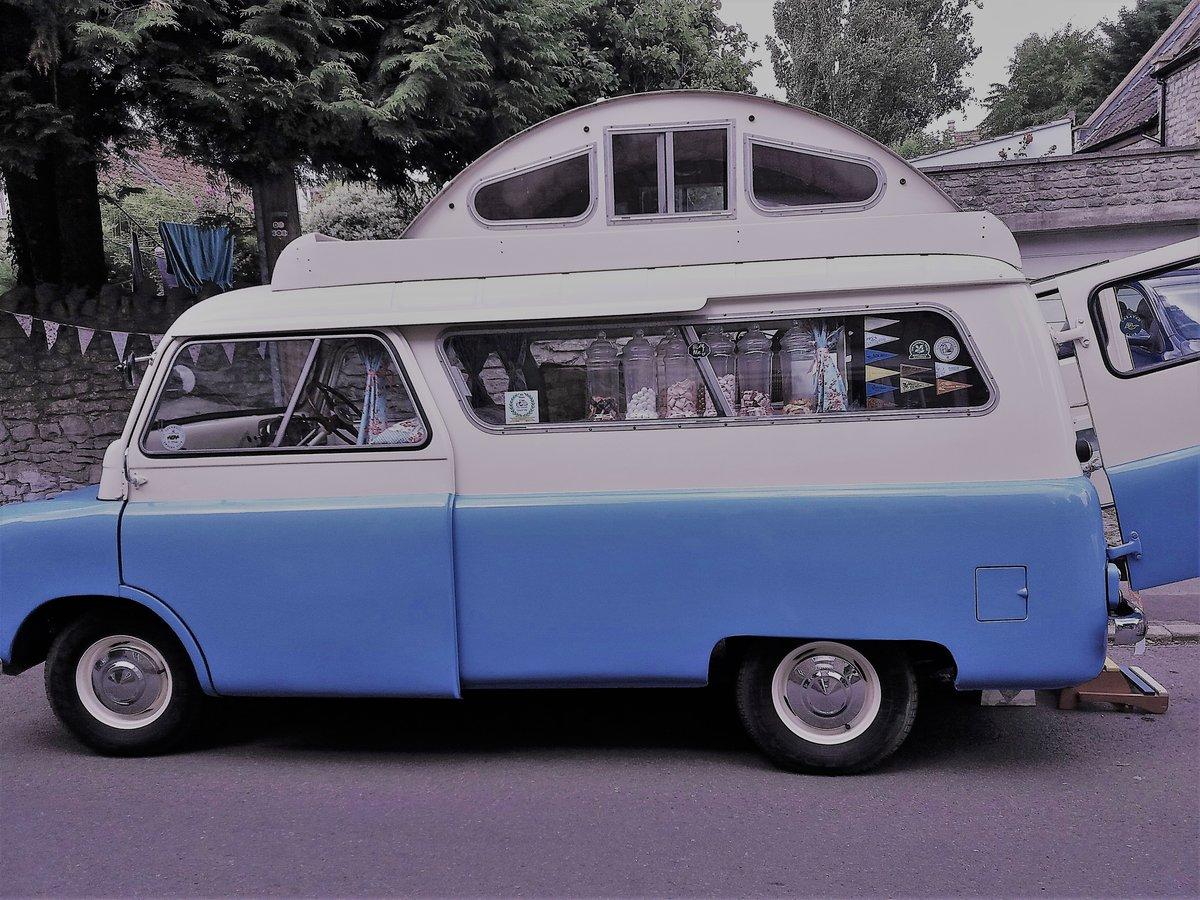 1961 Bedford Calthorpe Camper Classic Original  For Sale (picture 3 of 6)