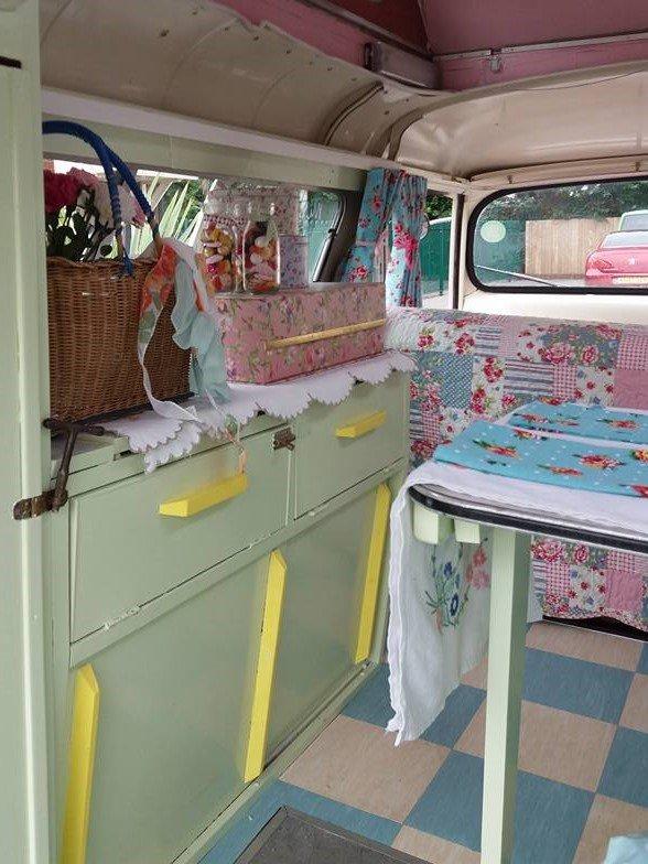 1961 Bedford Calthorpe Camper Classic Original  For Sale (picture 5 of 6)