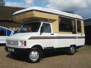 1985 Bedford Motorhome Power Steering LPG Conversion