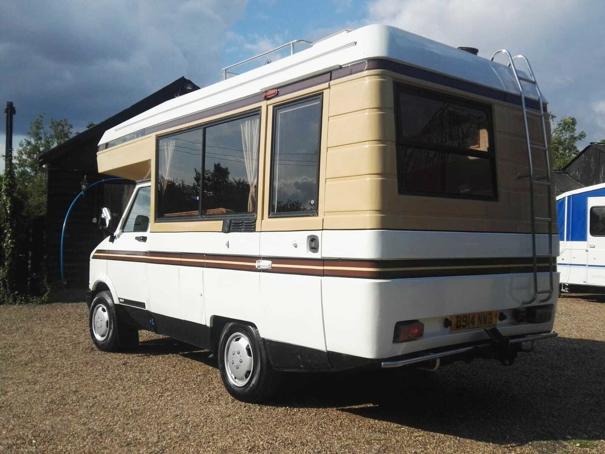 1985 Bedford Motorhome Power Steering LPG Conversion For Sale (picture 2 of 6)